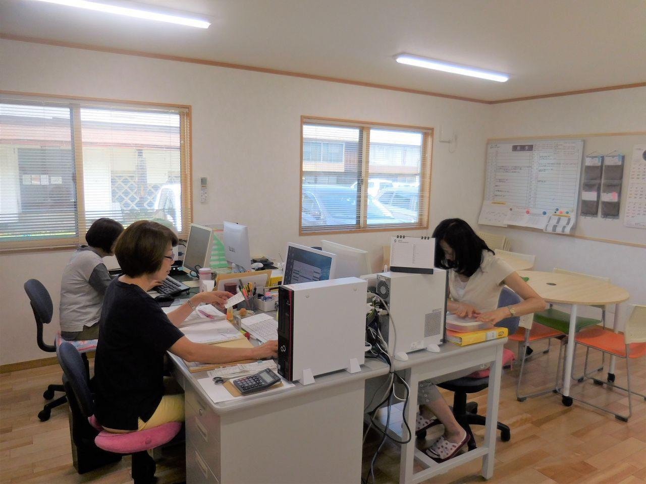 新しい事務室ができました - Kidswillブログ